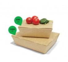 Контейнер для еды бумажный Lunch2Go, 1000 мл