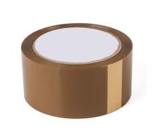 Клейкая лента коричневого цвета размером 4,8смх55м