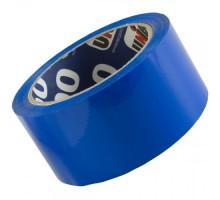 Клейкая лента синего цвета unibob размером 4,8смх66м