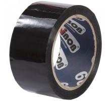 Клейкая лента черного цвета unibob размером 4,8смх66м
