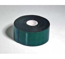 Двухсторонняя клейкая лента зеленого цвета 1,2смх10м на вспененной основе