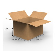 Коробка 180х150х120, Т-22