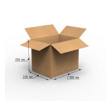 Коробка 300х220х250, Т-22