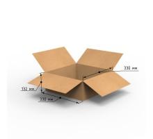 Коробка 330х330х132, Т-22