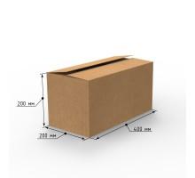 Коробка 400х200х200, Т-22