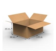 Коробка 495х360х260, Т-22