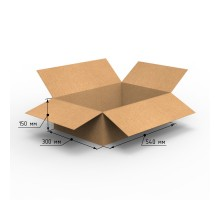 Коробка 540х300х150, Т-23