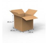 Коробка 600х600х600, Т-23