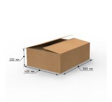 Коробка 800х400х200, Т-23