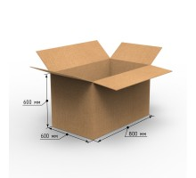 Коробка 800х600х600, П-32