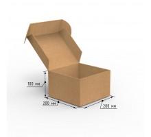 Коробка почтовая 200х200х100 профиль E