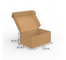 Коробка почтовая 220х165х100 профиль B