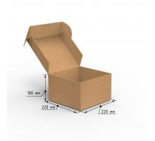 Коробка почтовая 220х220х100 профиль E