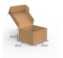 Коробка почтовая 250х250х100 профиль E