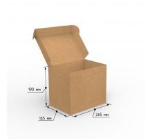 Коробка почтовая 265х165х190 профиль B
