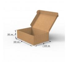 Коробка почтовая 320х220х100 профиль E