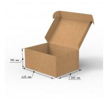 Коробка почтовая 425х265х190 профиль B