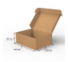 Коробка почтовая 440х320х150 профиль B