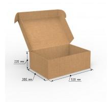 Коробка почтовая 520х380х220 профиль B