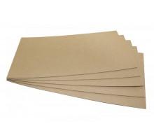 Листовой картон упаковочный трехслойный 1200×800мм., под паллет