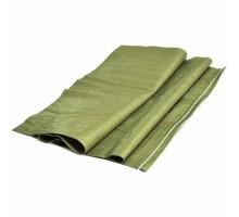 Мешок полипропиленовый 50 x 90см, зеленый