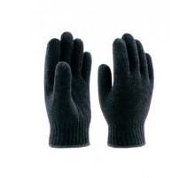 """Поливинилхлоридные вяязанные п/шерстянные перчатки """"зима"""""""