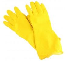 """Перчатки хозяйственные, резиновые, размер l, """"aviora"""""""