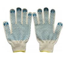 Перчатки рабочие трикотажные c поливинилхлоридным покрытием 10 класс