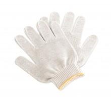 Перчатки рабочие трикотажные без поливинилхлоридным покрытием 10 класс