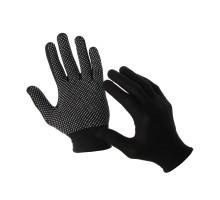 Перчатки, с нейлоновой нитью, с поливинилхлоридными точками