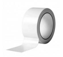 Скотч цветной белый 48 мм x 40 м (45 мкм)