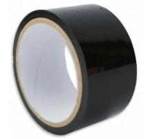 Скотч цветной черный 48 мм x 40 м (45 мкм)
