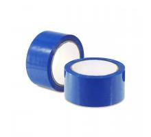 Скотч цветной синий 48 мм x 40 м (45 мкм)