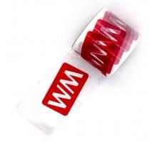 Клейкая лента (скотч) с логотипом. 1 цвет печати