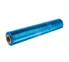 Стрейч-пленка синего цвета 500 мм, 1,2 кг