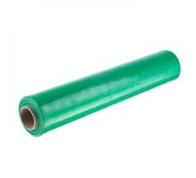 Стрейч-пленка зеленого цвета 500 мм, 1,2 кг